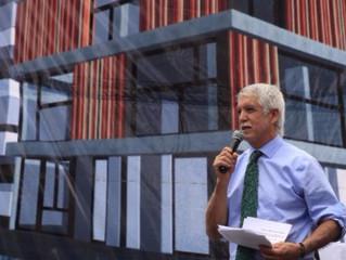 Bogotá inició la construcción de nuevo centro para la atención de adultos mayores