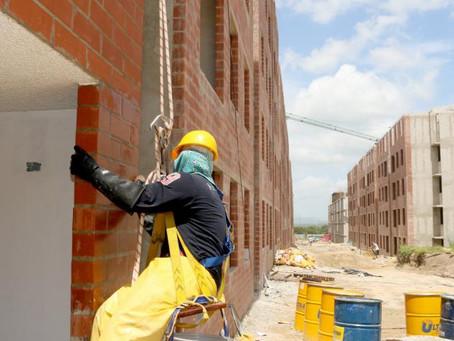 Construcción durante la pandemia: las obras deben continuar