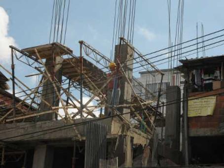 Construcción jalonó la inversión y el empleo