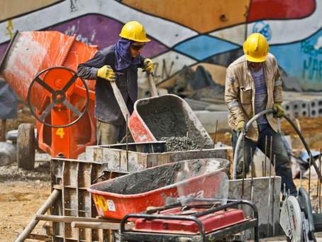 Construcción: tras desplome en 2020, habría mejora este año