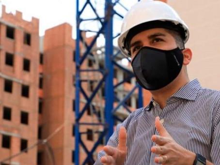 Construcción de edificaciones empleó a más de un millón de colombianos en marzo de 2021