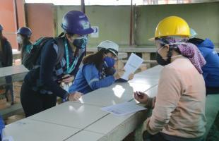 Distrito y sector privado estudiarán inclusión y participación de mujeres en el sector de la constru