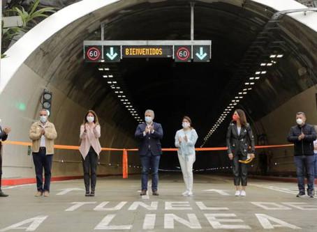 Túnel de la Línea: ¿Cuánto mide y en cuánto tiempo se construyó?