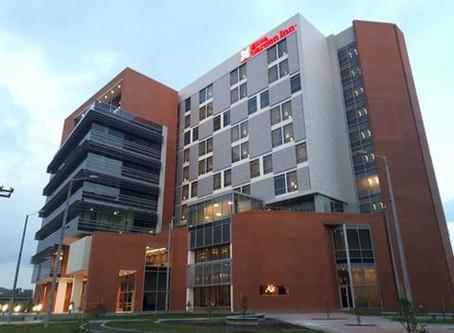 Apertura del Hilton Garden Inn de Bogotá