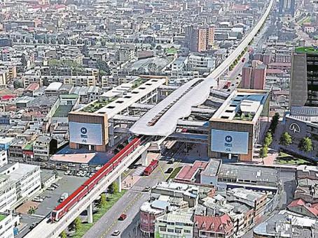 Sigue traslado de infraestructura eléctrica por obras del Metro