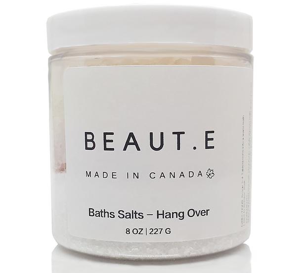Bath Tea Salts - Hang Over