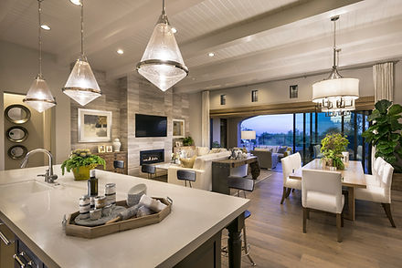 custom home interior remodeling