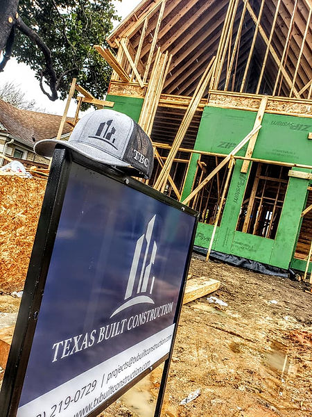 Texas Built Custom Homes