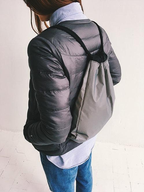 Светоотражающий рюкзак-мешок Nikita Gruzovik