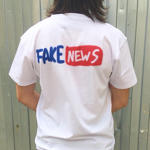 Футболка Feelosophy Fake News