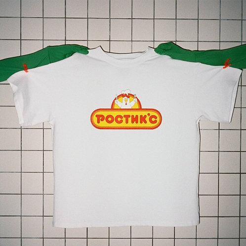 Футболка Планета Одежды Ростикс