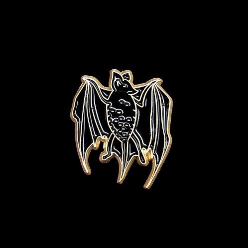 Значок Масть Дракула Летучая Мышь