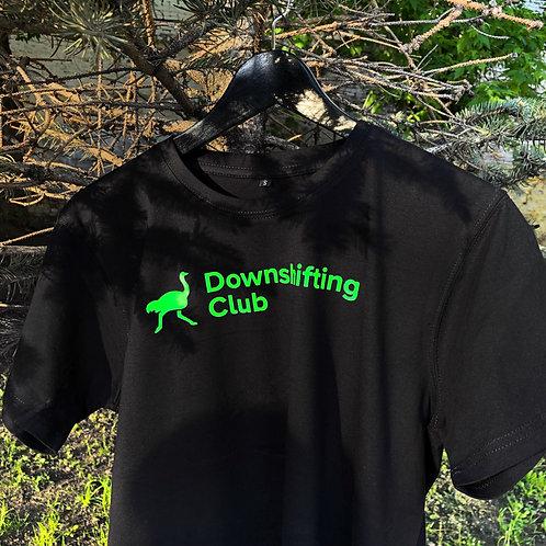 Футболка Feelosophy Downshifting Club