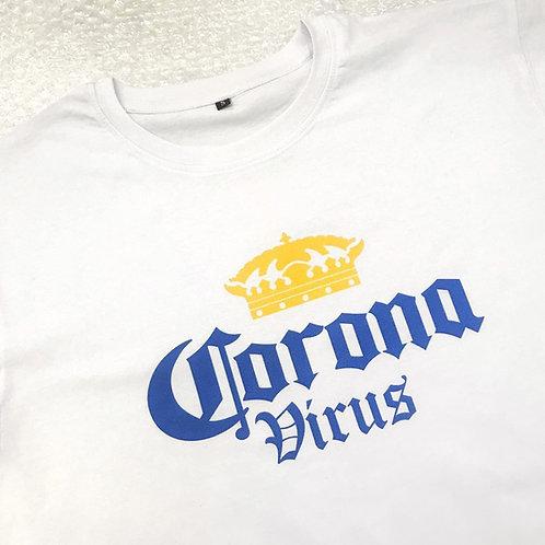 Футболка Философи Corona Virus
