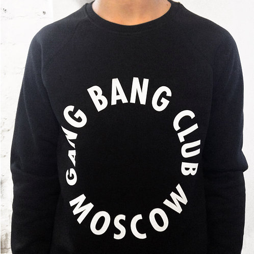 Свитшот Feelosophy Gang Bang Club Moscow