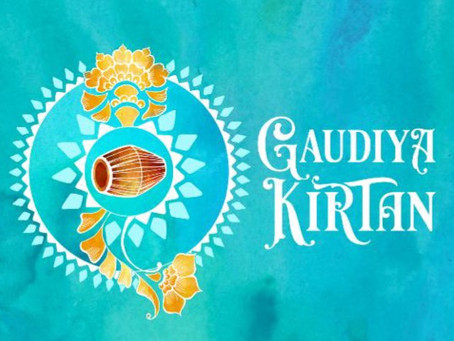 Gaudiya Kirtana