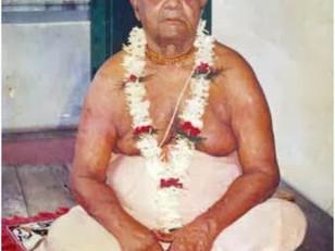Śrīla Bhakti Jivana Janārdana Gosvāmī Mahārāja