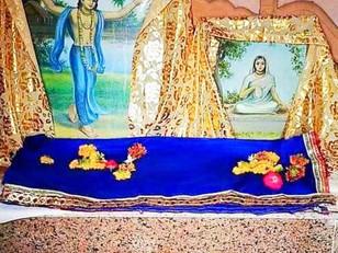 Jāhnavā-mātā and Sītā-devī