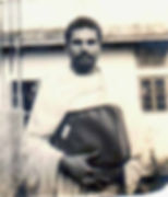 Sri Srimad Bhakti Vijnana Bharati Gosvami Maharaja as Narottama Brahmacari