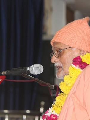 Śrī Śrīmad Bhakti Saudha Āśrama Gosvāmī Mahārāja