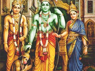 Maryādā-puruṣottama Lord Rāmacandra