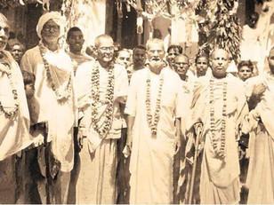 Śrī Śrīmad Bhakti Sarvasva Giri Gosvāmī Mahārāja
