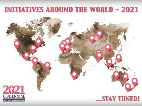 Worldwide Initiatives for Centennial 2021