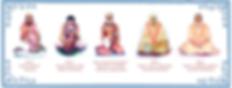 Guru prampara (disciplic succession)