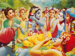 Śrīla Māheśa Paṇḍita and Śrīla Uddhāraṇa Datta Ṭhākura