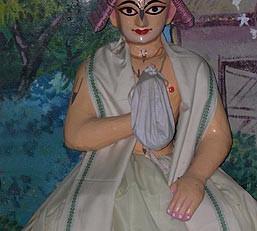 Haridāsa Ṭhākura Tirobhāva
