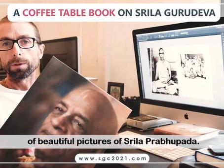 Srila Gurudeva – A Life of Pure Devotion: A Coffee Table book
