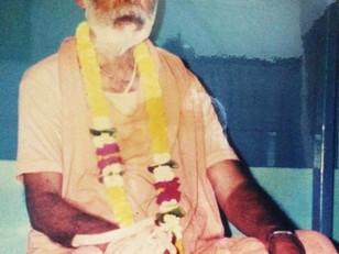 Śrī Bhakti Vaibhava Mādhava Mahārāja