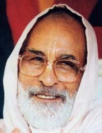 Pūjyapāda Bhaktivedānta Nārāyaṇa Mahārāja
