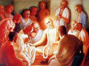 Śrī Mukunda Datta and Śrī Śrīdhara Paṇḍita