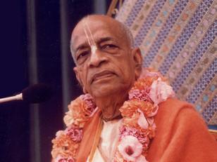 Śrī Śrīmad Bhaktivedānta Svāmī Mahārāja
