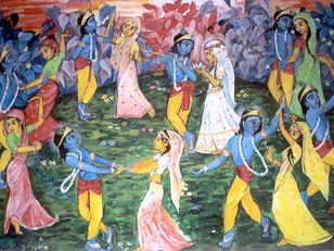 Haimāntikī Rāsa Pūrṇimā