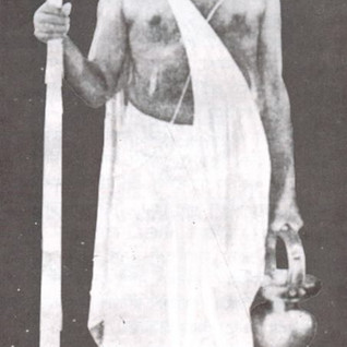Śrī Śrīmad Bhakti Sāraṅga Gosvāmī Mahārāja