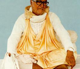 Śrī Śrīmad Bhakti Rakṣaka Śrīdhara Gosvāmī Mahārāja