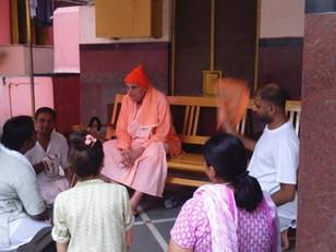 Mood of Shriman Mahaprabhu at Rathyatra of Lord Jagannath