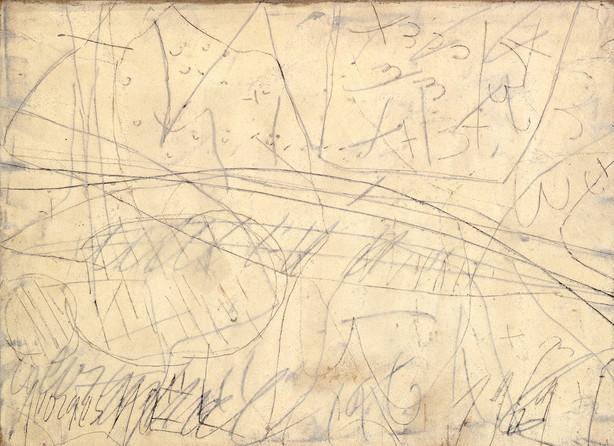 Palimpseste ineffable, 1961
