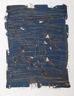 Bleu vertical n° 1, 1992