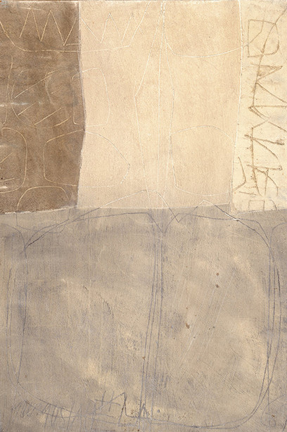 Palimpseste, seuil de perception, mai 1961