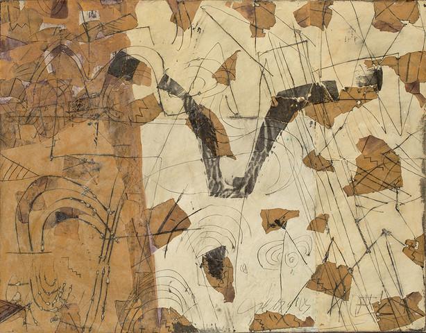 Formes et Rythmes spacieux, 1965