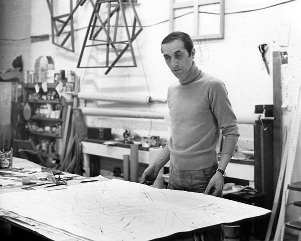 1971-NewYork-AtelierGN-Soho-GeorgesNoel-