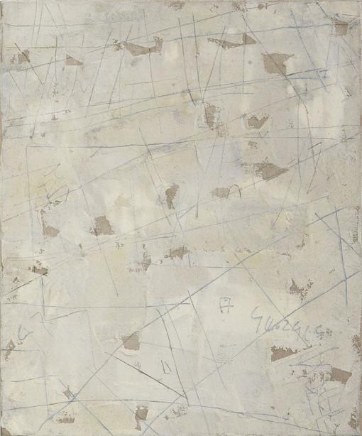 Petit palimpseste blanc, Août 1997