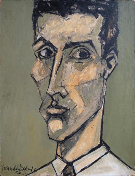 Autoportrait, 1952