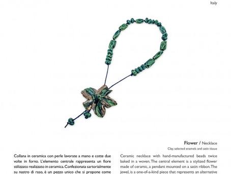 Artistar Jewels 2016 ha selezionato Le Ceramiche Di Ro