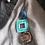 Thumbnail: Ciondolo Blue e Turchese
