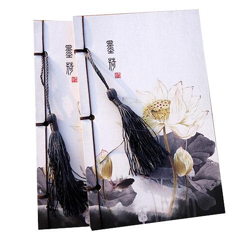 Classical/Elegant/Beautiful Ancient/Chinoiserie/Vintga Notebook