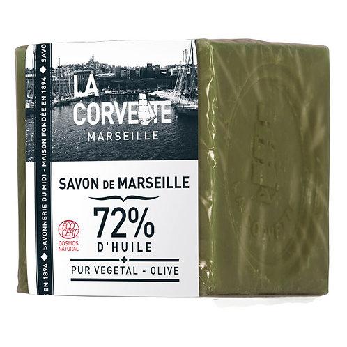 Savon de Marseille La Corvette/Olive/200gr sous-film